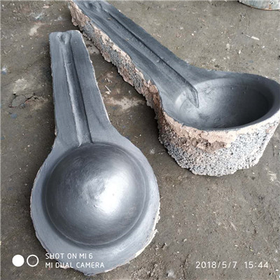 Customization of spoon mould